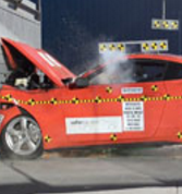 Frontal Crash Test Image